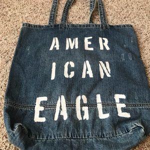 American Eagle Tote